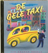 Gouden Boekjes De gele taxi Luxe