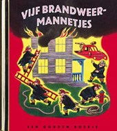 Vijf brandweermannetjes Original, Gouden Boekjes