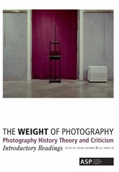 The Weight of Photography |  |