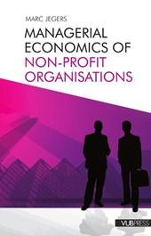 Managerial economics of non-profit organisations