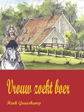 Vrouw zoekt boer