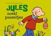 Jules zoek paaseitjes
