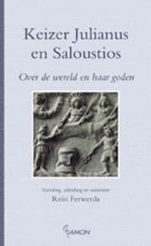 Keizer Julianus en Saloustios