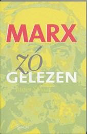 Marx, zó gelezen