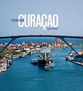 Flying over Curaçao