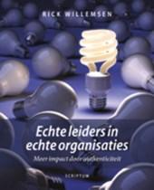 Echte leiders in echte organisaties