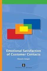 Emotional Satisfaction of Customer Contacts | Huseyin Gungor |
