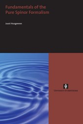 UvA proefschriften Fundamentals of the Pure Spinor Formalism