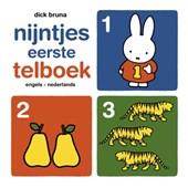 Nijntjes eerste telboek Engels- Nederlands