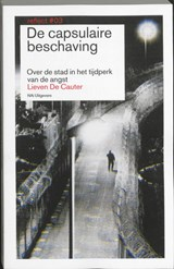 Reflect 3 De capsulaire beschaving | L. De Cauter ; Lieven De Cauter |