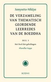 De verzameling van thematisch geordende leerredes, Deel 3: Het Deel der geledingen (Khandha-Vagga)