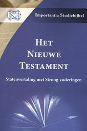 Het Nieuwe Testament met Strongcoderingen(Importantia Studiebijbel)