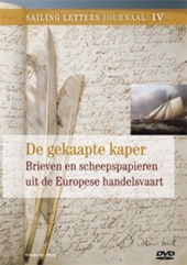 Sailing Letters Journaals De gekaapte kaper |  |