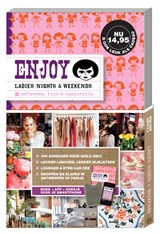 Giftset Enjoy ladies nights & weekends | auteur onbekend |