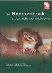 De boeroendoek, of Aziatische grondeekhoorn