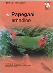 De Papegaai amadine