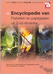 Encyclopedie van Zuid-Amerikaanse parkieten