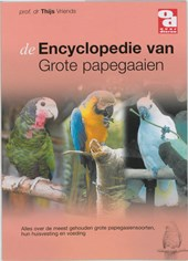 Over Dieren Encyclopedie van grote papegaaien