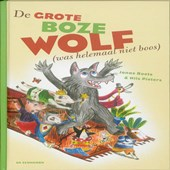 De grote boze wolf