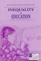 Inequality in education | auteur onbekend |