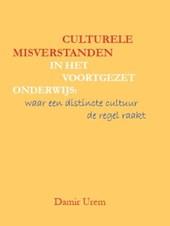 Culturele misverstandenden Voortgezet Onderwijs