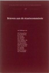 Publicaties van de staatsrechtkring Brieven aan de staatscommissie