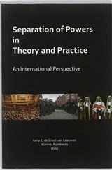 Separation of Powers in Theory and Practice | auteur onbekend |