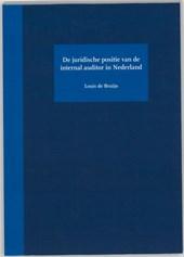 De juridische positie van de internal auditor in Nederland
