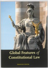 Global features of constitutional law | Francois Venter |