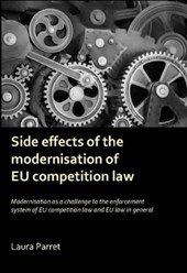 Side effects of the modernisation of EU competition law