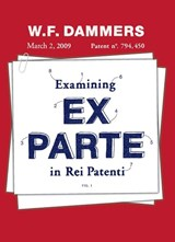 Examining ex parte in rei patenti | Wouter Dammers |