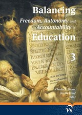 Balancing freedom, autonomy, and accountability in education Volume | Charles L. Glenn ; Jan de Groof |