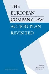 The European company law action plan revisited |  |