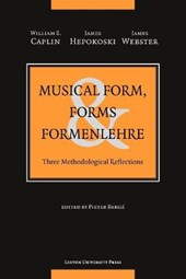 Musical Form, Forms & Formenlehre