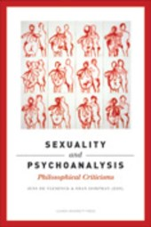 Figures of the Unconscious Sexuality and Psychoanalysis