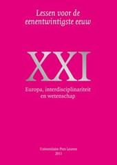 Europa, interdisciplinariteit en wetenschap