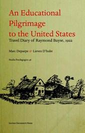 An eductional pilgrimage to the United States / Un pelerinage psycho-pedagogique aux etats-Unis