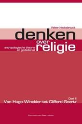 Deel 2 Van Hugo Winckler tot Clifford Geertz
