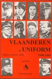 Vlaanderen in uniform 1940-1945 4 V.A.V.V.-OT