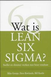Wat is Lean Six Sigma