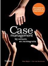 Casemanagement bij verzuim en re-integratie | Wies Weijts |
