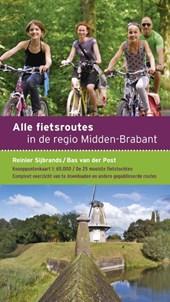 Alle fietsroutes in de regio Hart van Brabant