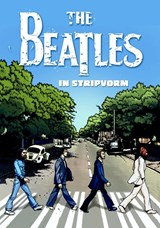 The Beatles in stripvorm | Studio Myx |