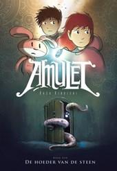 Amulet 1 - De hoeder van de steen