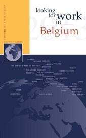 Looking for work in Belgium