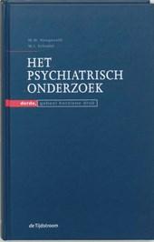 Het psychiatrisch onderzoek