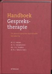 Handboek Gesprekstherapie