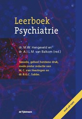 Leerboek psychiatrie (cd vervangen door website)