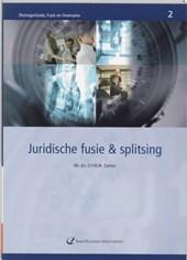 Juridische fusie en splitsing