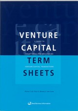 Venture Capital Term Sheets | H.F. de Vries ; M.J. van Loon |
